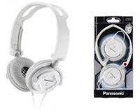 Наушники PANASONIC RP-DJS150E-W White