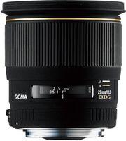 Prime Lens Sigma AF  28mm f/1.8 EX DG ASPHERICAL MACRO F/Can