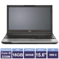 Ноутбук Fujitsu Lifebook A532 Black