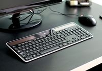 Logitech Wireless Solar Keyboard K750 USB