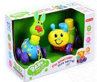 OP МЛ5.49 Набор игрушек на колёсах