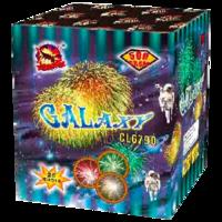 Батарея салютов Dinamit Galaxy CL6790