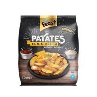 Картофельные дольки, 1 кг