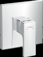 Metropol Baterie pentru duș, montare ascunsă