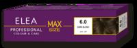 Vopsea p/u păr, SOLVEX Elea Max, 100 ml., 6.0 - Castaniu închis