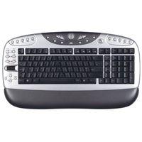 A4Tech KBS-26, Keyboard PS/2