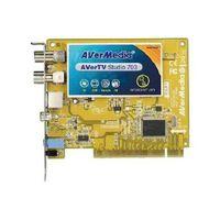 AVerMedia AVerTV Studio 707 M17H, PCI TV/FM Tuner