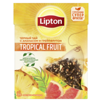 Lipton Nirvana Tropical Fruit Tea, 20 пак.