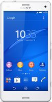 Sony Xperia Z3 Compact D5833 (White) + Dock Station