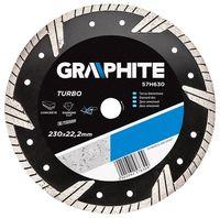Disc de tăiere Graphite 57H630