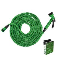 Растягивающийся шланг TRICK HOSE 5-15 м, зелёный, WTH515GR-T