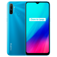 Realme C3 2/32Gb Duos, Blue