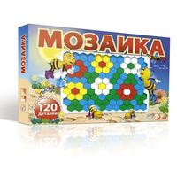 M Toys Мозаика Пчелка