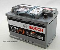 Bosch 70Ah 0092S5A080