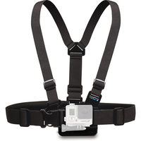 купить GoPro Chest Harness -for ultra-immersive footage from your chest, compatible with all GoPro cameras в Кишинёве