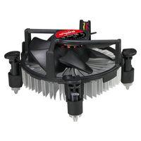 Cooler Spire S775 SP531S7 StarFlow-II,  AirFlow:40.9cfm/2200RPM/25dBA (up to 65W)