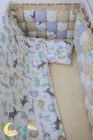 Комплект постельного белья Happy Baby Safari (6 ед.)