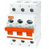 ВН-32 3P 125A выключатель нагрузки TDM