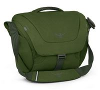 Osprey Flap Jack Courier 20 Peat Green