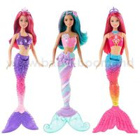 "Barbie DHM45 Кукла Барби ""Русалочка c Дримтопии"" в ассорт. (3)"