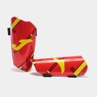 Защитные Щитки Joma -  ATTACK SHIN GUARDS RED