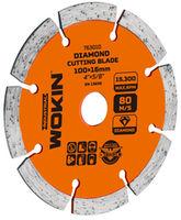 Диск алмазный сегментный 230*22.2MM (Prof) Wokin
