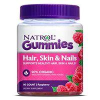 Natrol BEAUTY - SKIN HAIR NAILS 90 GUMMIES
