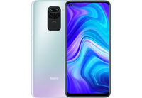Xiaomi Redmi Note 9 4/128Gb Duos, Polar White