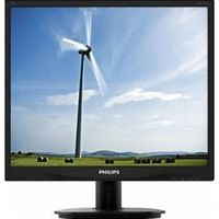 "Philips 19S4QAB, 19"" IPS 1280x1024 VGA DVI Speakers"