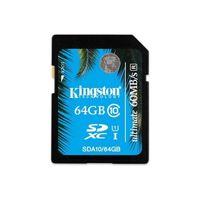 Kingston 64GB, SDXC Class10 300x