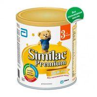 Similac Premium 3 молочная смесь, 12+меc. 900г