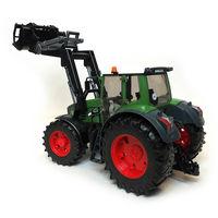 Трактор с погрузчиком Fendt, код 42289