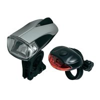 Фонарь вело. Varta 3 Watt LED Bike Light Set, 3+2AAA, 30 lux , 95 m, 18803