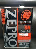 купить Масло моторное IDEMITSU ZEPRO RACING 5W40 SN 4L в Кишинёве