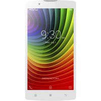 Lenovo A2010 Duos, White (European Version)