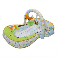 Summer Infant Covoraș educativ Laid Back Lounger 3 in 1