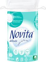 Ватные диски Novita (50 шт)