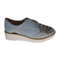 Pantofi Dame (36-40) albastru deschis /8