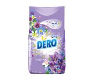 Стиральный порошок Dero 2in1 лаванда и жасмин, 1.8 кг