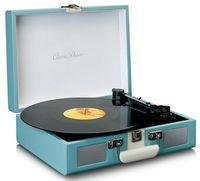 Проигрыватель Hi-Fi Lenco TT-110 Blue