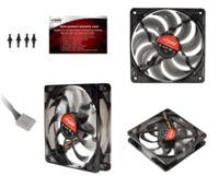 Spire SP12025S1L4-B-PWM, Case Fan 120x120x25mm
