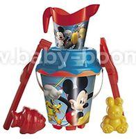"Unice  311011 Ведерко и две формочки""Mickey and Minnie"""
