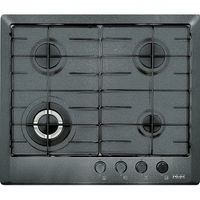 Газовая панель Franke Multi Cooking 600 FHM 604 3G TC GF E Grafite fragranite