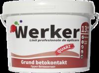 Grund pentru perete Werker Betokontakt 13,6 kg