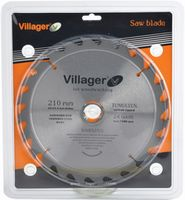 Диск для резки Villager 210X30/25.4X2.4X24T