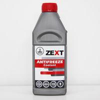 Жидкость охлаждающая ZEXT (-38) 1 кг. (красный), Z1 R38