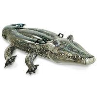 Надувной Крокодил 170Х86см, 3+