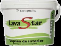 Vopsea lavabilă interior LavaStar 3 kg