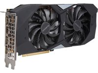 """VGA Gigabyte GTX1660Ti 6GB GDDR6 OC //  GeForce® GTX 1660 Ti, 6GB GDDR6, 192 bit, Engine 1770/1800MHz, Memory 12000MHz, Active Cooling (2x fans), DisplayPort 1.4 *3, HDMI 2.0b *1, Power 8 Pin*1"""