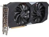 """VGA Gigabyte GTX1660Ti 6GB GDDR6 OC //  GeForce® GTX 1660 Ti, 6GB GDDR6, 192 bit, Engine 1770/1800MHz, Memory 12000MHz, Active Cooling (2x fans), DisplayPort 1.4 *3, HDMI 2.0b *1, Power 8 Pin*1"""